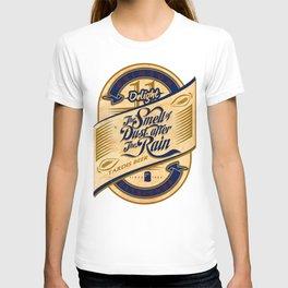TARDIS Beer T-shirt