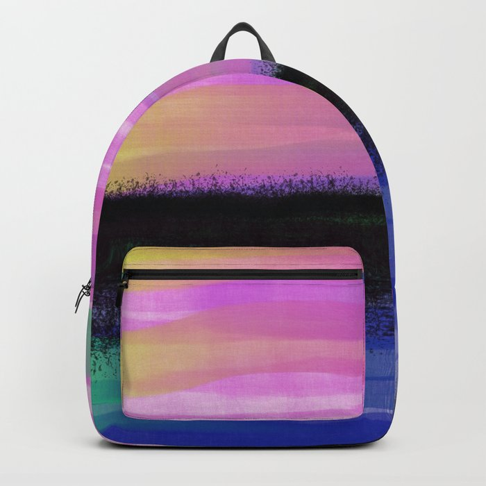 Late Summer Heat Backpack