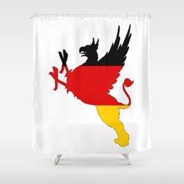 German Flag - Griffin Shower Curtain