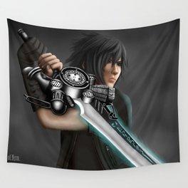 Noctis [Final Fantasy XV] Wall Tapestry