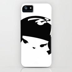 Kokeshi Head Logo Design iPhone (5, 5s) Slim Case