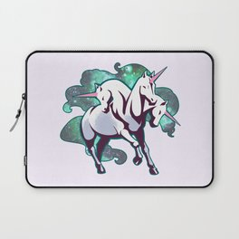 3 Headed unicorn Laptop Sleeve