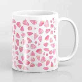 Pattern Fresas Frutillas Berries Coffee Mug