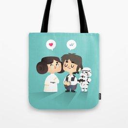 I love you, i know Tote Bag