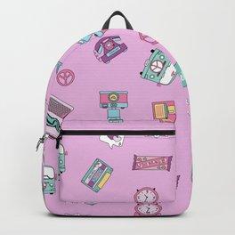80's World Backpack