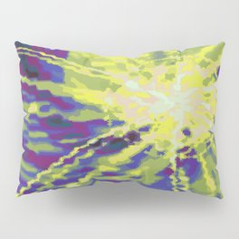 Psychedelica Chroma III Pillow Sham