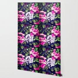 Pink Geraniums, Goddess Energy Wallpaper