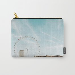 London Eye Travel Photography Carry-All Pouch