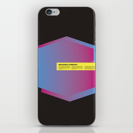 Impossible Symmetry - Ex iPhone & iPod Skin