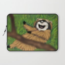 Raccoon Series: Oops! Laptop Sleeve