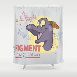 Lovable Fellow Shower Curtain