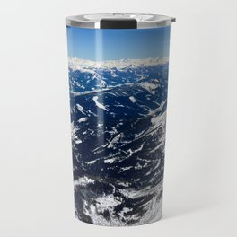 Infinite Blueness Travel Mug