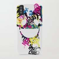 paramore iPhone & iPod Cases featuring Deadmau5 by Sitchko