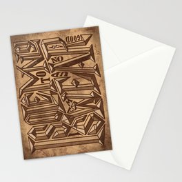 I Solemnly Swear I Am Up To No Good Stationery Cards