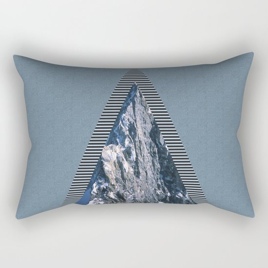peaks Rectangular Pillow