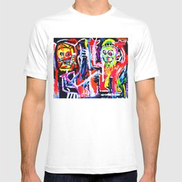 Basquiat's Dustheads T-shirt