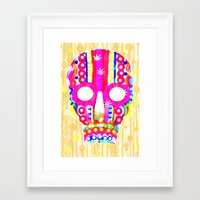 equality Framed Art Prints featuring Equality by AKIKO