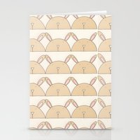 bears Stationery Cards featuring BEARS by Ana Depuntillas