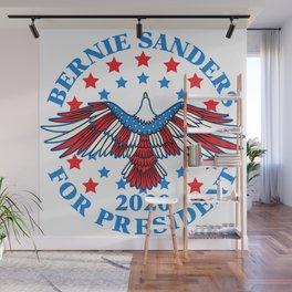 Bernie Sanders for President 2020 Wall Mural