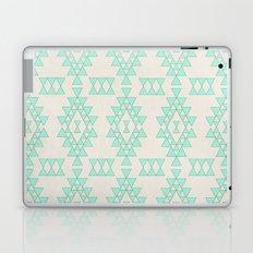 Mint Geo Laptop & iPad Skin