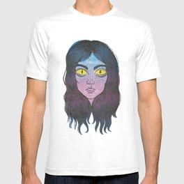 Reptile Girl T-shirt