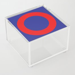 Phish Donut Acrylic Box