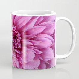 Pink Whorly Flower Coffee Mug