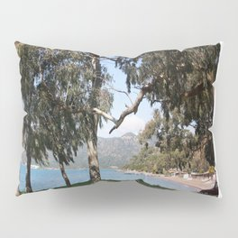 Hisaronu on the Bozburun Peninsula Pillow Sham
