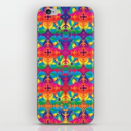 Boho Beautiful iPhone Skin