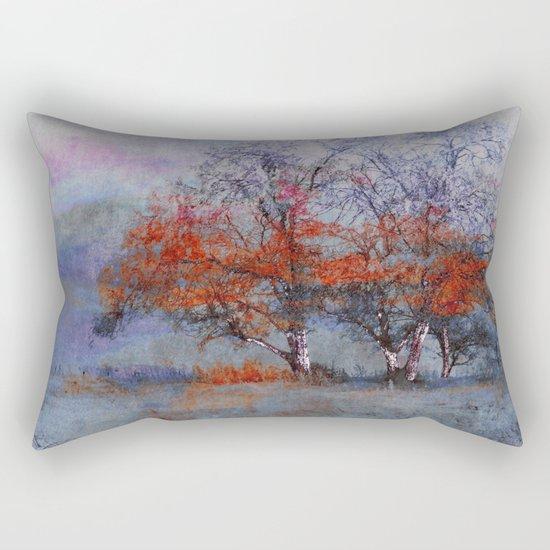 The Beauty of Change Rectangular Pillow