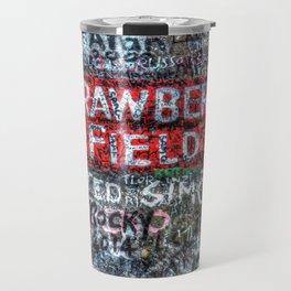Strawberry Field Travel Mug