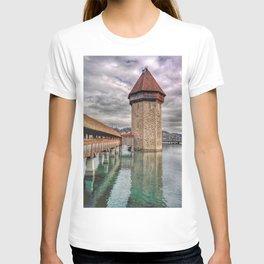 Kapellbrücke T-shirt