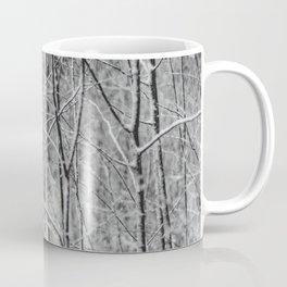 Winter gris Coffee Mug