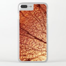 CooperCola Clear iPhone Case