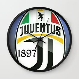 Juventus Wall Clock