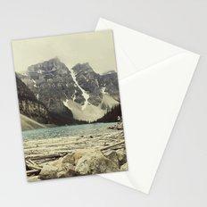 Moraine Lake Adventure Stationery Cards