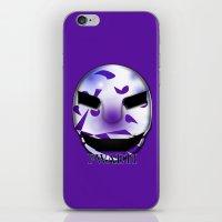 shadow iPhone & iPod Skins featuring Shadow  by FWAETI