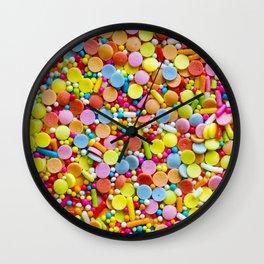 Funfetti Wall Clock