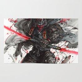 Evil Samurai Sith Lord - Maul Rug