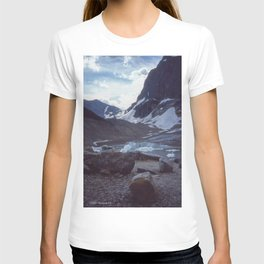 Cavell Glacier Encore T-shirt