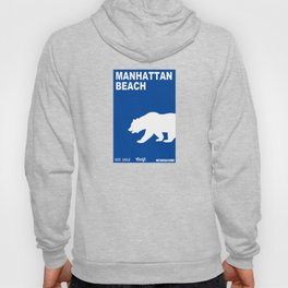 Manhattan Beach.  Hoody