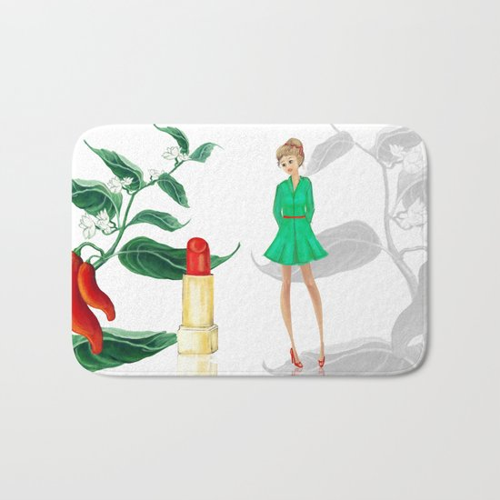 Contrasts Bath Mat