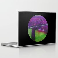 bridge Laptop & iPad Skins featuring Bridge by Last Call