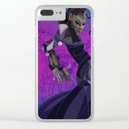 Amaya Clear iPhone Case