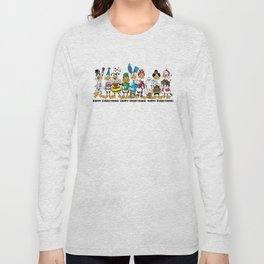 Happy Everything! Long Sleeve T-shirt