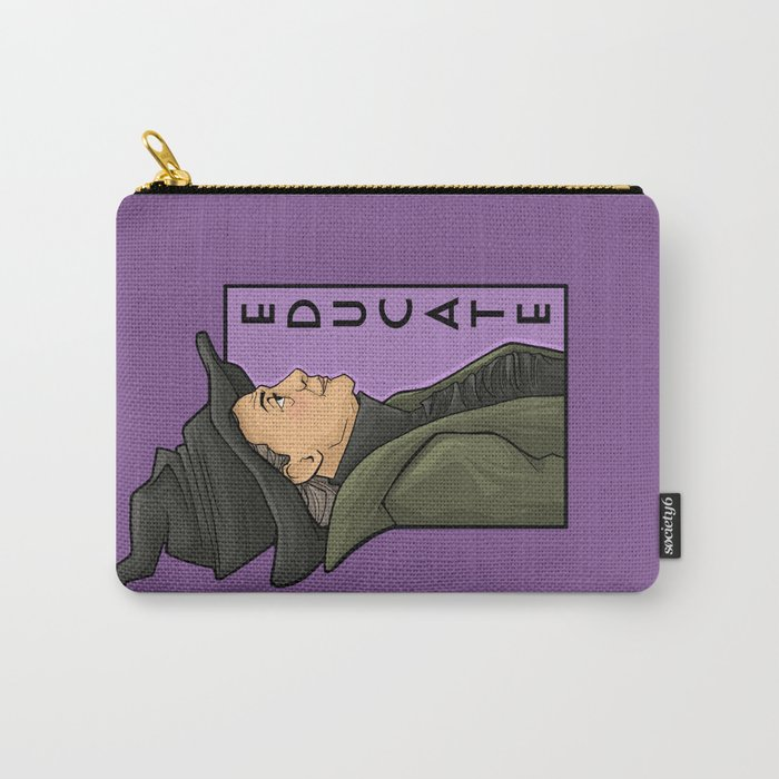 Educate Carry-All Pouch