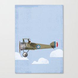 Aces High Canvas Print