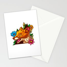 Foxt Shirt Merchandising Stationery Cards
