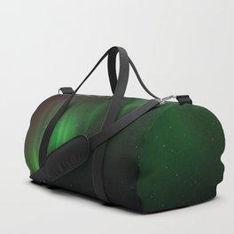 Northern Lights in Norway 02 Duffle Bag