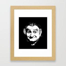 Grandpa Munster from the Munsters Framed Art Print